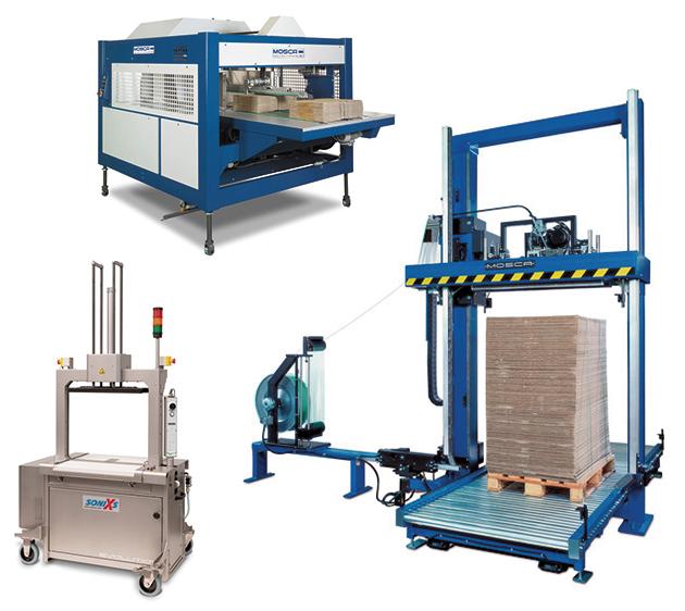 flejadoras automaticas industriales